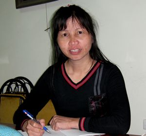 Ho Thi Bich Khuong — democratic voice from Vietnam | Democratic